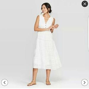🐞Knox rose lace trim dress size M🌹
